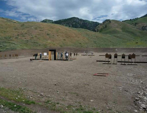 Jackson Hole Gun Club IDPA