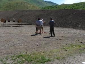 Jackson Hole Gun Club IDPA