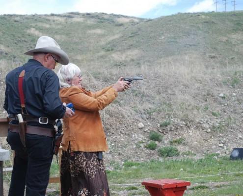 Jackson Hole Gun Club Cowboy Action Shooting
