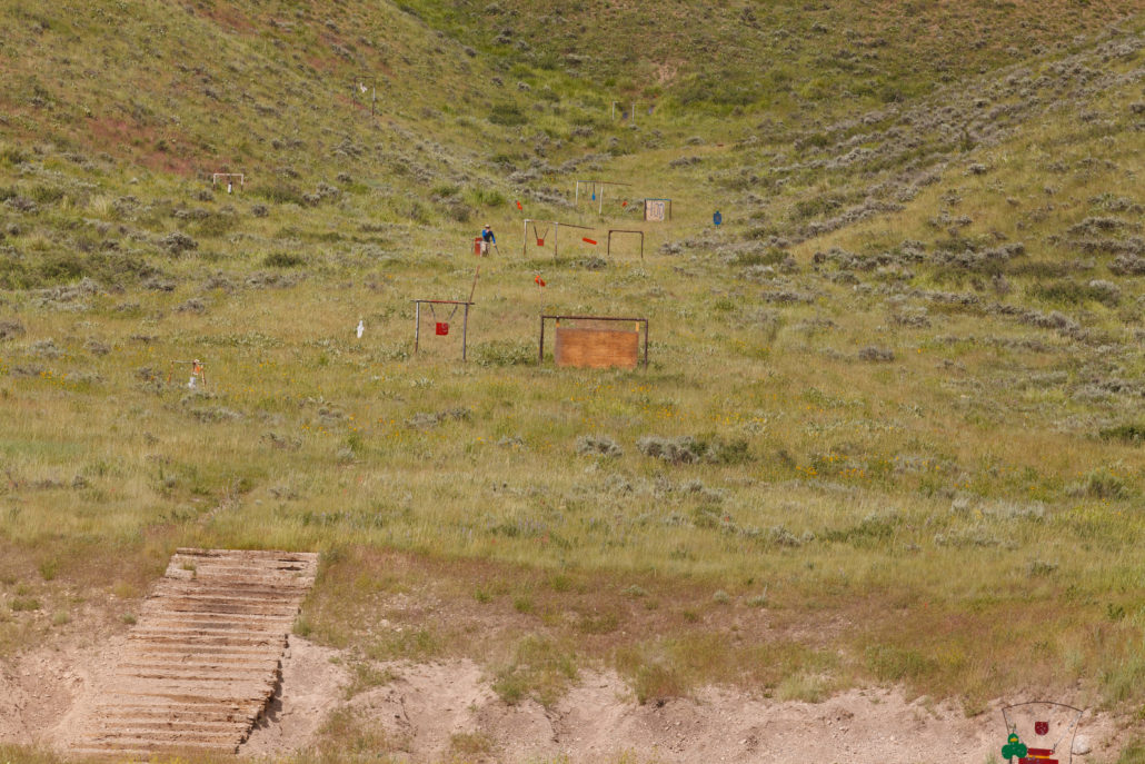Target Shooting in Jackson Hole