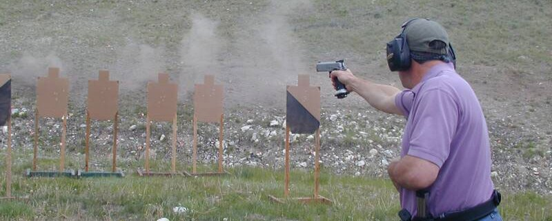 Jackson Hole Gun Club USPSA