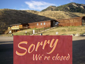 Shooting Range Closed #theresponse to covid-19