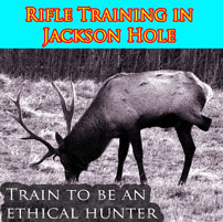 Wyoming rifle hunting lessons